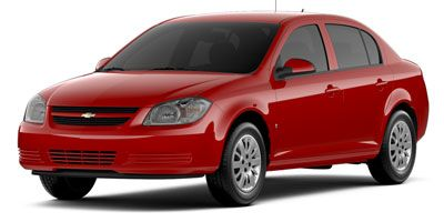 2009 Chevrolet Cobalt LT (Silver)