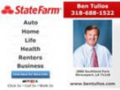 Ben Tullos- State Farm Insurance Agent
