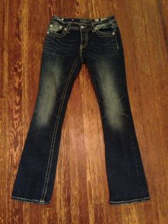 Miss Me jeans size 30(US 9-10)