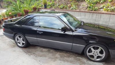 Purchase 1994 Mercedes E320 coupe motorcycle in Tujunga, California, United States, for US $7,500.00