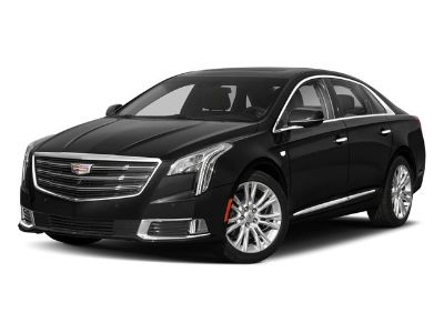 2018 Cadillac XTS Luxury Collection (Black Raven)