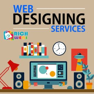 Rich Webs - Website designing company, Best SEO Company