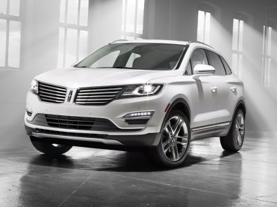 2015 Lincoln MKC Base (White)