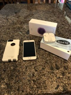 iPhone 6 with otter box case