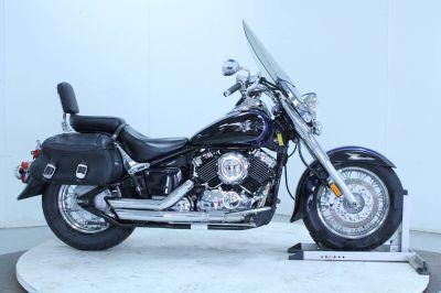 2007 Yamaha V Star Silverado Cruiser Motorcycles Adams, MA