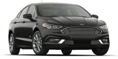 2018 Ford Fusion Energi Titanium (Black)