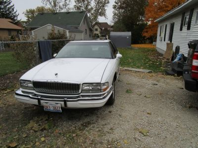 Buick Park Ave Ultra