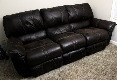 Espresso/Brown Buccaneer Reclining Sofa