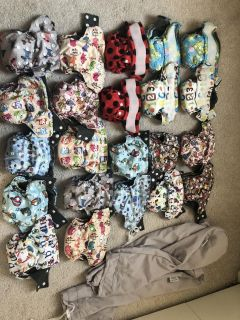 Happy flute aio cloth diapers