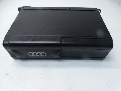 Purchase 1998 Audi A6 2.8 Wagon CD Changer Housing motorcycle in West Springfield, Massachusetts, United States, for US $39.99