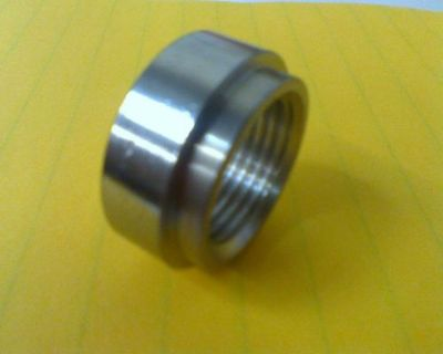 Find WELD BUNG for OXYGEN SENSOR MILD STEEL O2 EXHAUST PIPE BUNG motorcycle in Silverado, California, United States, for US $2.25