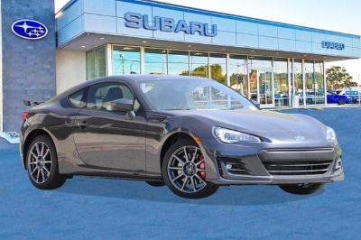 2019 Subaru BRZ Limited (Gray)