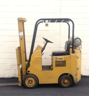 1900 CAT Lift Trucks TC30