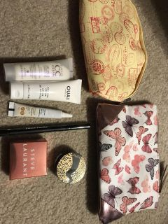 Ipsy bags and products