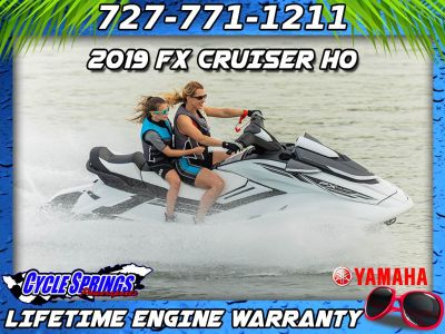 2019 Yamaha FX Cruiser HO 3 Person Watercraft Clearwater, FL