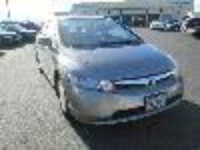 2007 Honda Civic Hybrid Hybrid (gold)