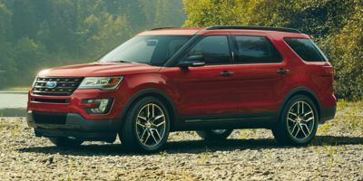 2016 Ford Explorer FWD Limited (Shadow Black)