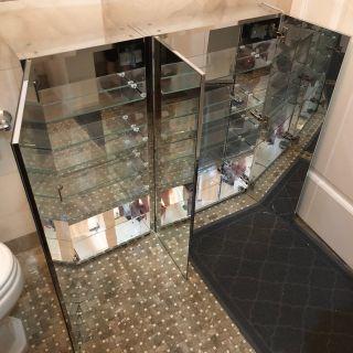 IKEA mirror medicine cabinets ( GODMORGON )