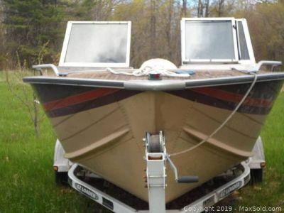 Sylvan Boat/Motor/ Trailer