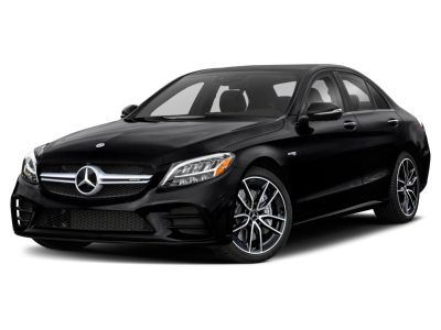 2019 Mercedes-Benz C-Class C 43 AMG (designo Cardinal Red)