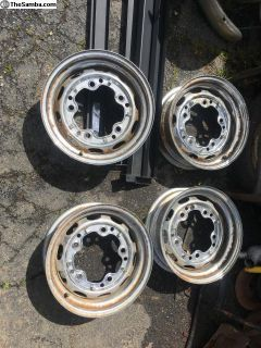 Mangles wide 5 15 inch chrome rims wheels set