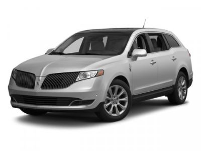 2014 Lincoln RDX Limousine Fleet (BLACK)