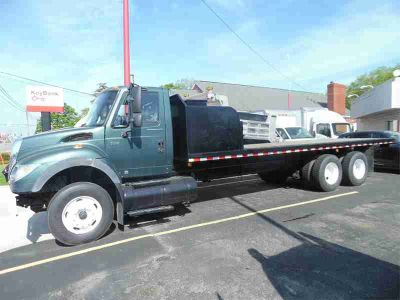 2005 International 7600 Sba