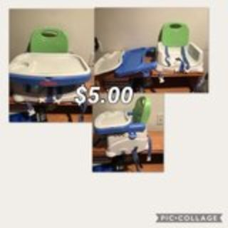 Kids High Chair Booster Seat