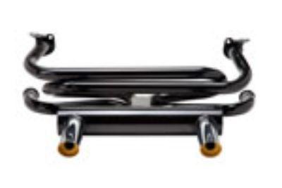 2 tip GT muffler header stock style