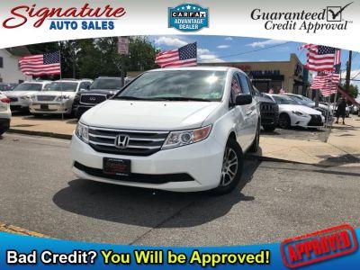 2013 Honda Odyssey EX-L (Taffeta White)