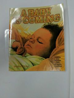 A Baby is coming book
