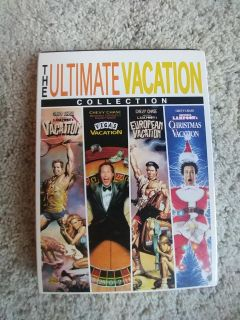 Ultimate Vacation Collection - 4 movies!