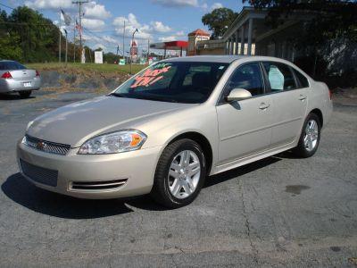 2012 Chevrolet Impala LT Fleet (GLD)