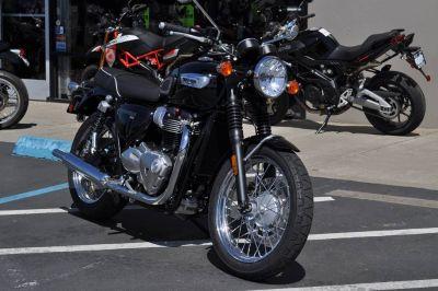 2017 Triumph Bonneville T100 Cruiser Motorcycles Elk Grove, CA