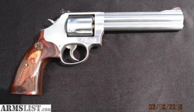 For Sale: S&W 686 Plus Deluxe, NIB