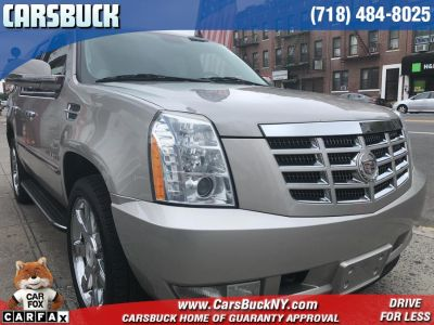 2009 Cadillac Escalade Base (Stealth Gray)