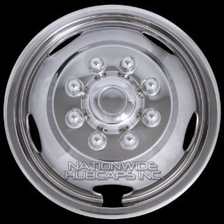 "Find 1 Single Front 03-16 DODGE RAM 3500 17"" Wheel Simulators Dual Rim Liners Covers motorcycle in Syracuse, Utah, United States, for US $69.00"