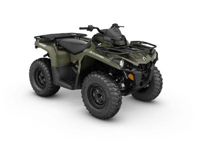 2017 Can-Am Outlander 570 Utility ATVs Clinton Township, MI