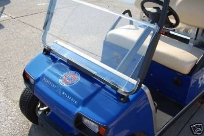 Sell Golf Cart Clear SALE windshield Club Car DS 2000-up FREE SHIPPING 48 states motorcycle in Evansville, Indiana, United States, for US $86.99