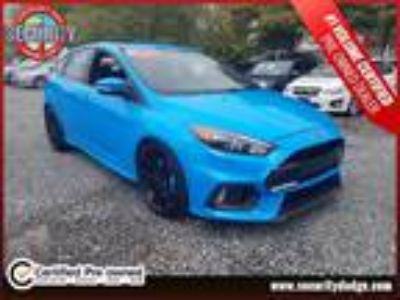 $33900.00 2017 FORD Focus with 16233 miles!