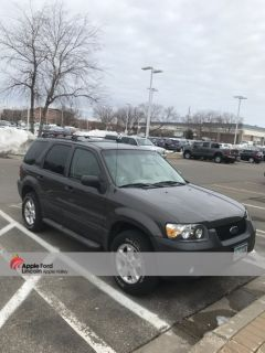 2007 Ford Escape XLT (Dark Stone Clearcoat)