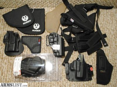 For Sale: Lots of holsters