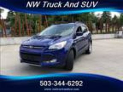2014 Ford Escape SE EcoBoost 1.6L Turbo I4 178hp 184ft. lbs.