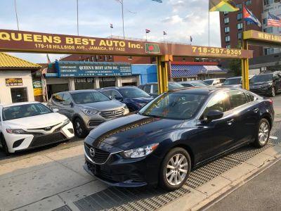 2016 Mazda Mazda6 4dr Sdn Auto i Sport (Blue Reflex Mica)