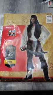 Halloween costumes Roque pirate