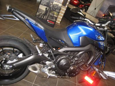 2016 Yamaha FZ-09 Sport Motorcycles Shawnee, OK