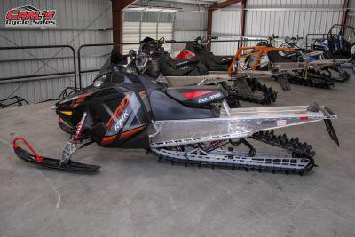 2015 Polaris 800 Pro-RMK 163 Mountain Snowmobiles Boise, ID