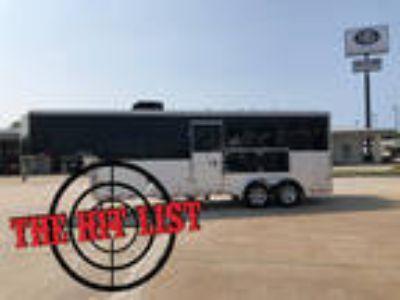 Sante Fe 3 Horse 6 Living Quarters TrailerSundowner