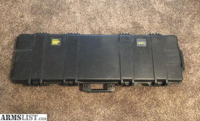 For Sale: Cabelas armor extreme double gun case