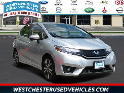 2016 Honda Fit EX (Modern Steel Metallic)
